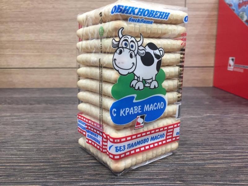 Първите бисквити само с краве масло произвеждат в Пловдив
