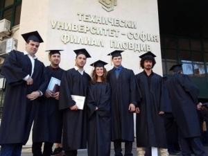168 инженери се дипломират днес в Пловдив, първенецът на випуска завърши с 5,94