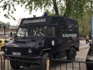 Полиция блокира половин Пловдив заради важен мач