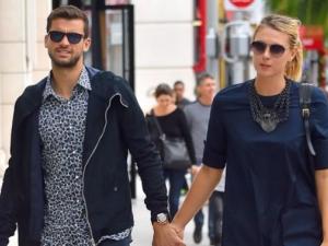 Интересно: Шарапова призна, че наскоро е имала  среща със скъпия за нея Гришо