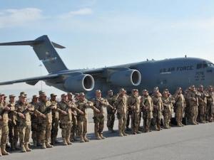 Българските рейнджъри се завърнаха от Афганистан