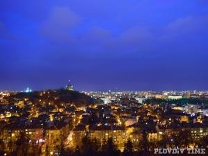 Красивият Пловдив през нощта СНИМКА