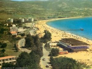 Слънчев бряг преди половин век, когато беше девствен курорт СНИМКИ