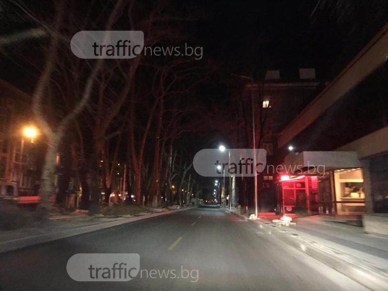 """Никой не спазва ограничението на новата отсечка на бул. """"Руски"""""""