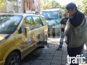 По 2 години и половина затвор за Керанов и Доевски за палежа на таксито на Ряпов