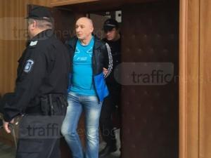 Милан Станчев, който искаше да скача от поликлиниката в Тракия, отнесе 1000 лв. глоба в съда