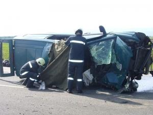 "Три години за шофьор, убил двама на автомагистрала ""Тракия"""
