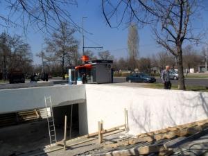 Обновяват подлезите на Цариградско шосе СНИМКИ