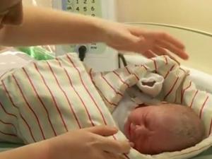 За първи път у нас: Секцио, което прилича на естественото раждане ВИДЕО