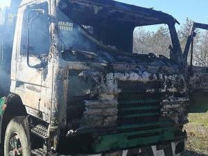 Наш граничар стана герой - скочил в горящия камион, за да измъкне мигрантите