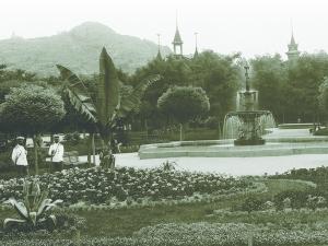 Деметра – знаменитият фонтан на Пловдив, навършва 125 години