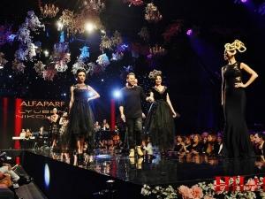 Любен Николов представи звездното шоу на Christian Of Roma СНИМКИ