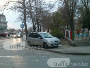 По-силни ли са наглеците в Пловдив от управляващите? Май да СНИМКИ