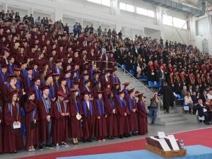 354 математици получиха дипломите си от ПУ