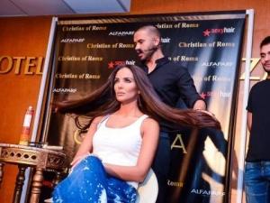 Преобразиха Николета Лозанова в Пловдив със специални продукти за коса СНИМКИ