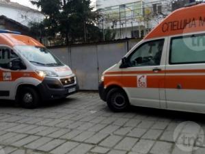 Автомобил отнесе 15-годишен пешеходец в Кършияка
