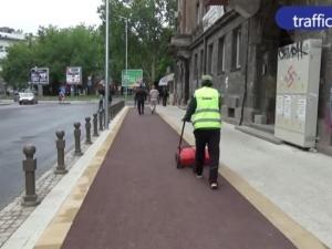 Пловдив налива 4 милиона в пешеходни зони, паркинги и велоалеи