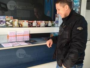 Готвачът, който удари 6 милиона от тотото, отваря първия си ресторант в Пловдив