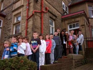 Най-голямото семейство в Англия чака 20-ото си дете