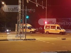 Пловдивска линейка  имаше нужда от бърза помощ посред нощ СНИМКА