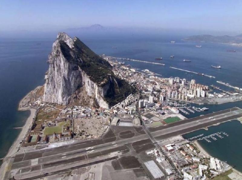 Красивият Гибралтар с неясно бъдеще след Брекзит