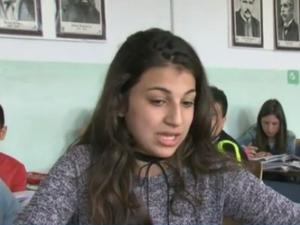 Шестокласничка получи покана да стане студент ВИДЕО
