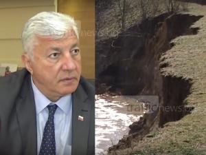Губернаторът: Реагираме, за да предотвратим евентуално наводнение ВИДЕО