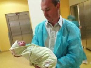 Петър Бакърджиев стана татко за втори път
