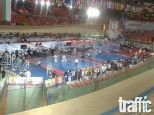 Започна Европейското първенство по таекуондо в България
