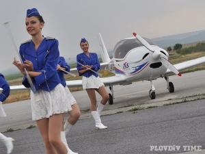 Пловдив изкушава мечтаещите да полетят - започна седмицата на космонавтиката под тепетата