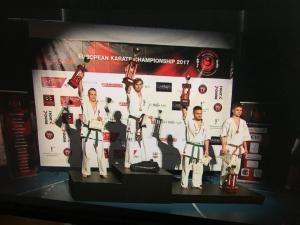 Пловдивчанинът Преслав Николов е новият европейски шампион по киокошин