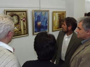 Владимир Запрянов открива изложба в Пловдив в навечерието на Великден