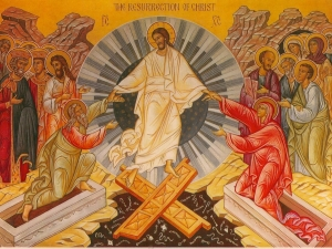 Христос Воскресе! Воистина Воскресе! ВИДЕО