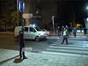"""Хванаха го! Абитуриент от Стамболийски прегазил жената на """"6 септември"""" ВИДЕО"""