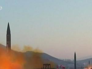 Северна Корея се издъни с изстрелването на балистична ракета