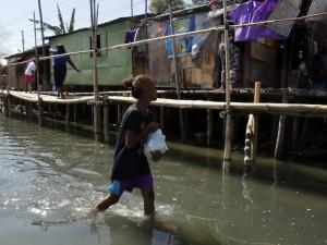Осем души загинаха при наводнения във Филипините