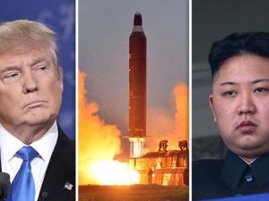 Тръмп: Американците има защо да се притесняват от ядрена война със Северна Корея