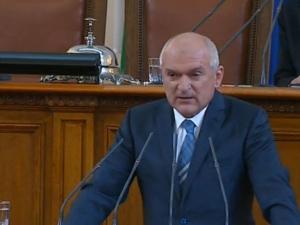 Димитър Главчев е новият председател на Народното събрание
