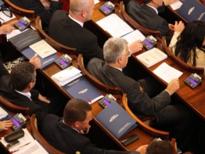 Днес е първият работен ден на новите депутати