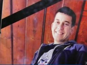 """Десетки се сбогуваха с младия мъж, загинал на """"Хемус"""" ВИДЕО"""