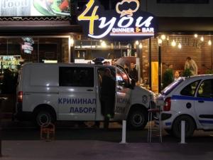 Пожар изпепели ресторанта, в който простреляха Митьо Очите