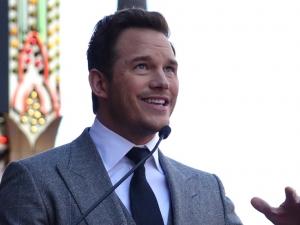 Актьорът Крис Прат получи звезда на Холивудската алея на славата СНИМКИ