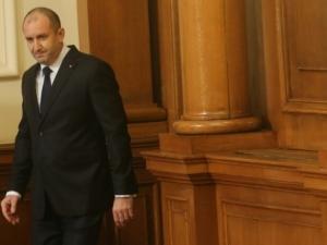 Румен Радев поздравил Обединените патриоти за смелостта