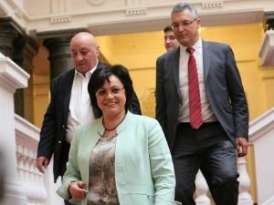 Корнелия Нинова: БСП няма да се разцепи заради Георги Гергов