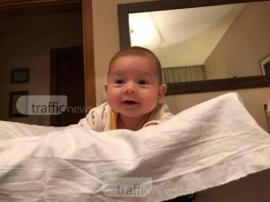 Ники Дойнов показа за пръв път сина си СНИМКИ