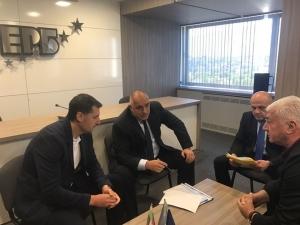 Бойко Борисов викна Тотев и Зико, разпореди Община Пловдив да върне акциите в Панаира