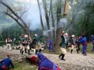 Като преди 141 години: Пушки от 19 век пукат днес в Панагюрище