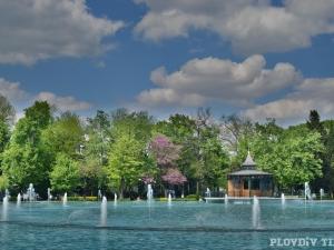 Как Пловдив стана град градина СНИМКИ