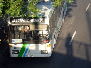 Ремонт до Лаута променя маршрута на няколко автобуса
