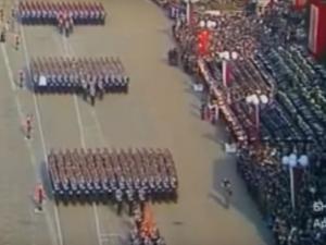 """Спомен от 1981 година: Парадът """"13 века България"""" ВИДЕО"""